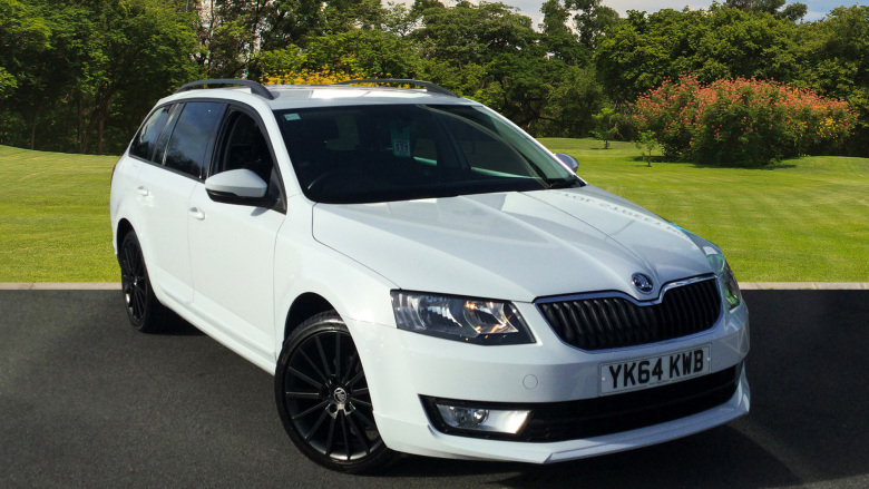 SKODA Octavia 1.6 Tdi Cr Black Edition 5Dr Diesel Estate